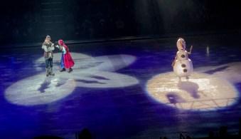 Olaf, Anna, and Christoff