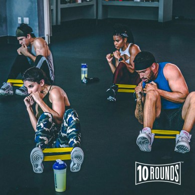 Beachbody's 10 Rounds With Joel Freeman