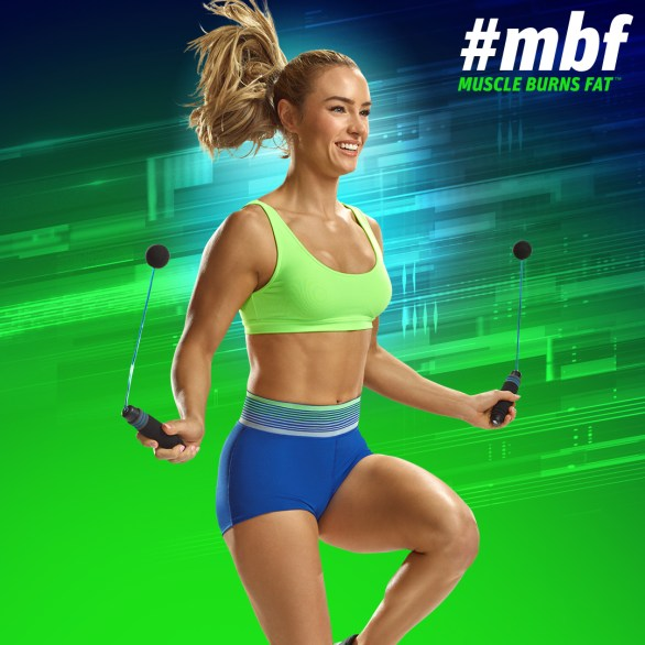 #mbf Muscle Burns Fat with Megan Davies