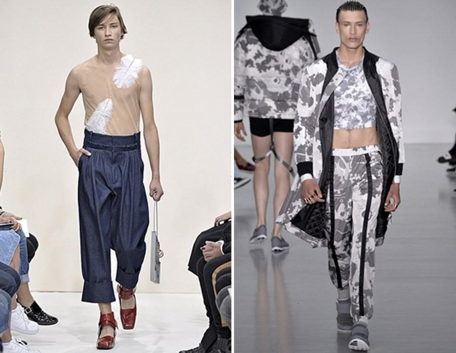 Menswear JW Anderson SS16 Spring Summer Fashion