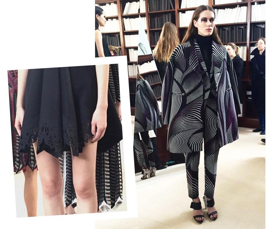 manuel facchini london fashion week AW16 blog