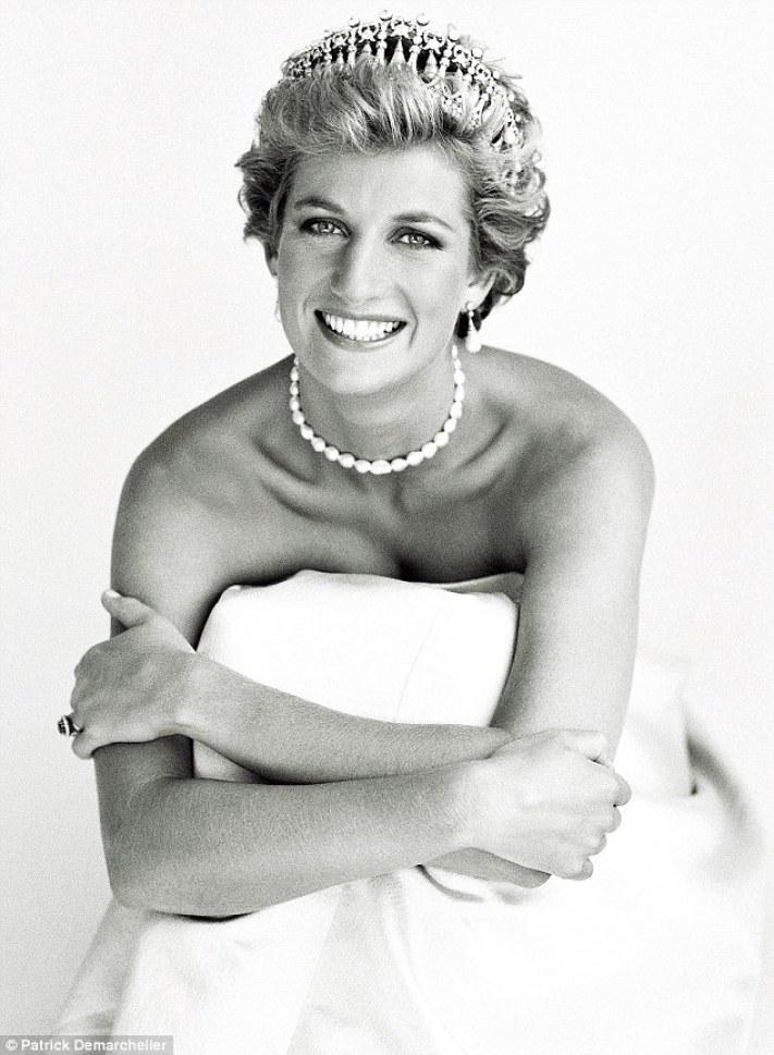 Vogue 100 Diana Princess of Wales