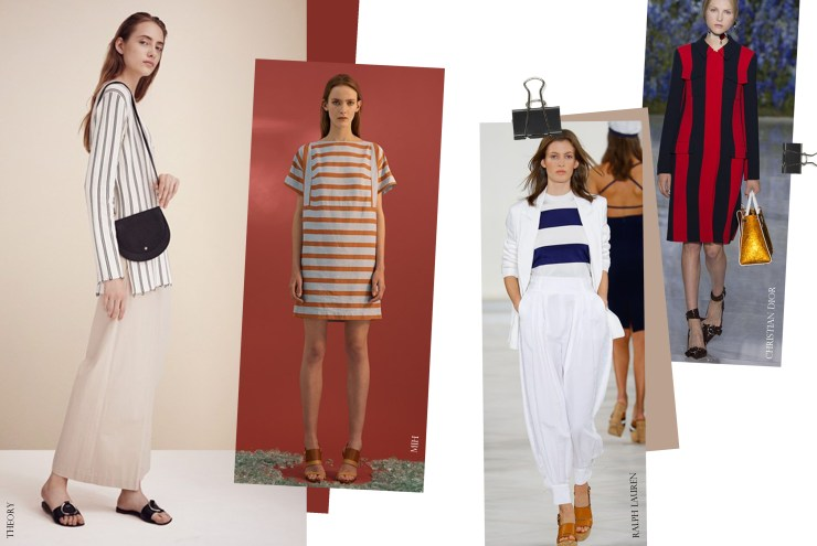 Minimalist Spring Summer 2016 Stripes