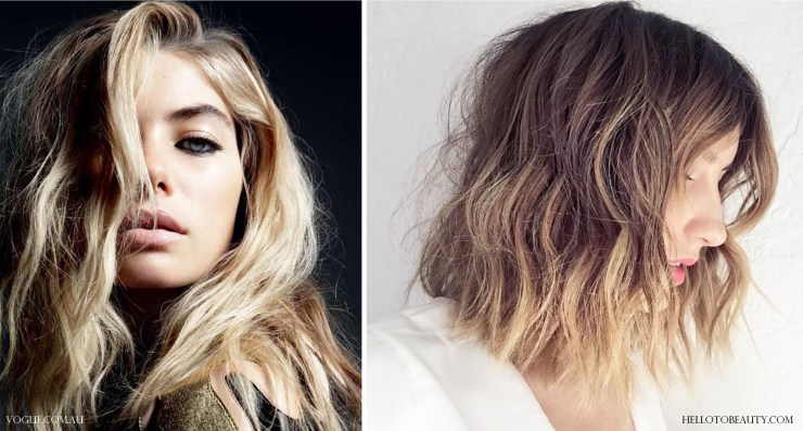 Perfect Hair Messy Bed-Head Style Tips