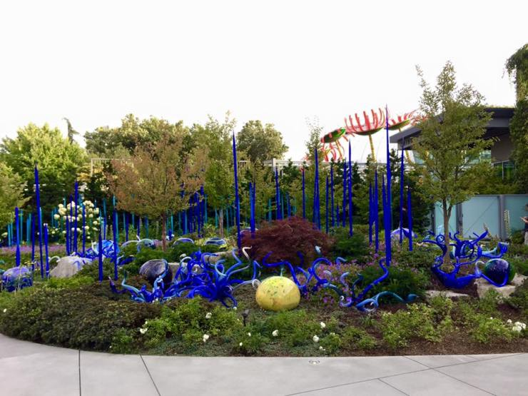 Seattle Road Trip USA America West Coast Holiday Chihuly Glass Gardens 23