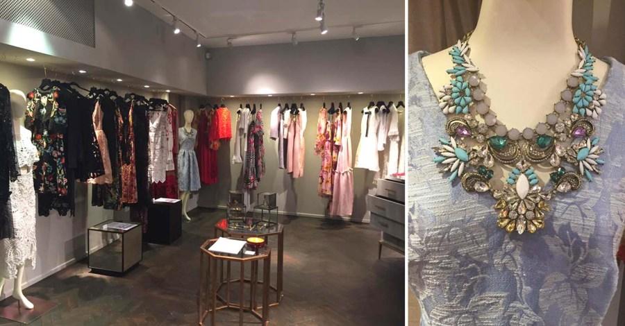 ELA London Knightsbridge Love Lemons Elena Antoniades Fashion Store Opening 2