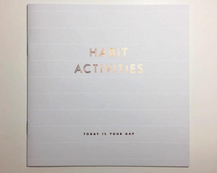 Habits Happy Healthy Kikki.K Box Habit Activities