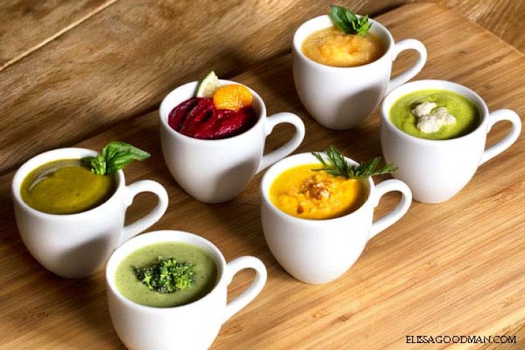 Health Fitness Soup Cleanse