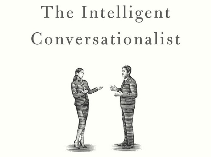 May Favourites Book The Intelligent Conversationalist