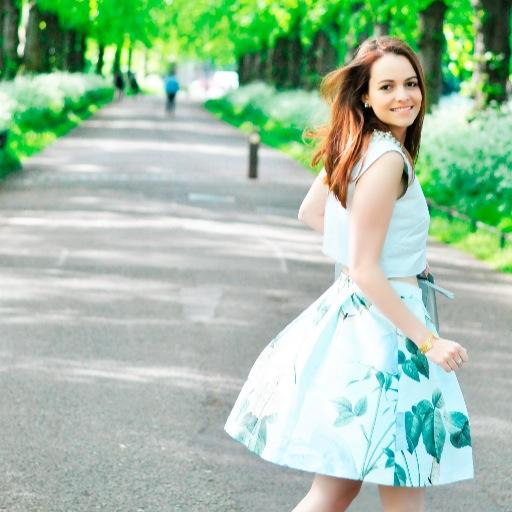 Sylvia Sparkles Dennis Skirt Dress Girl Blog Blogger Fashion Style Travel French London