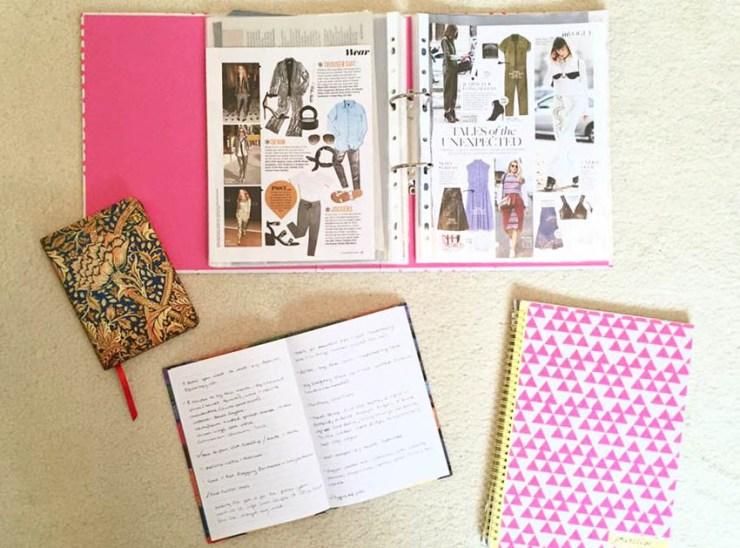 Blog Post Ideas Notebooks File Writing Magazine