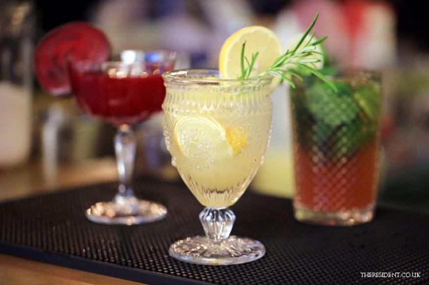 Redemption Cocktails Mocktails Alcohol Healthy London Bar