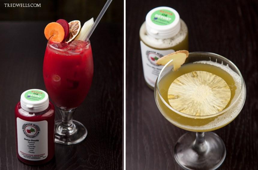 tredwells gunpowder gimlet healthy cocktails bar drink