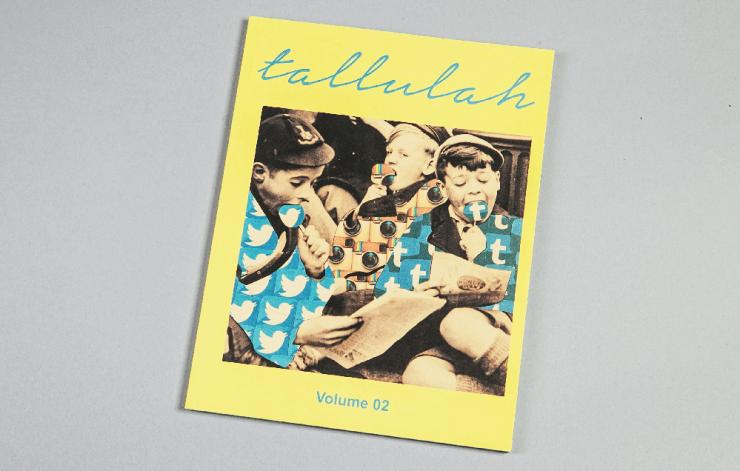 Tallulah Magazine Daniel Dunt Art Culture Interiors News cover