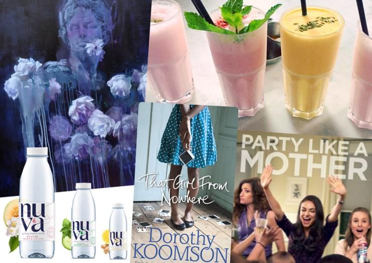 August Favourites Monthly Jake Wood Evans Nuva Flavoured Water Dorothy Koomson Book Bad Moms Film Mila Kunis Dishoom Indian Restaurant