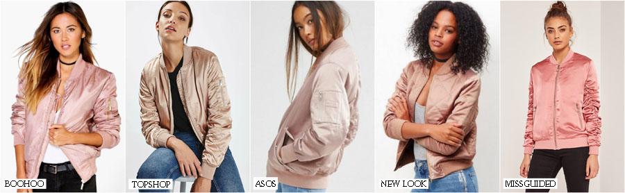 the-vulgar-fashion-redefined-barbican-copy-replica-high-street-satin-pink-bomber-jacket