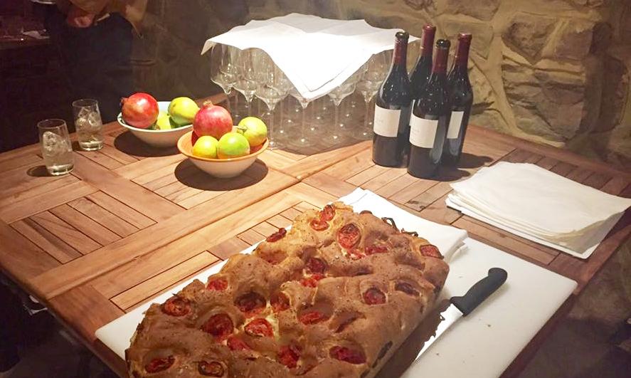 bungatini-italian-restaurant-focaccia-bread-wine-dinner-covent-garden-drury-lane-london-food
