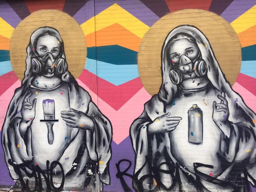 Favourites Ideas Things To Do In London Shoreditch Street Art Tours Graffiti