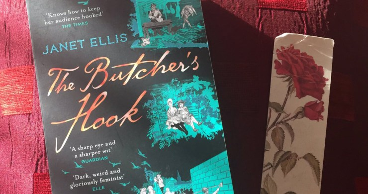 How Write First Novel Butchers Hook Janet Ellis