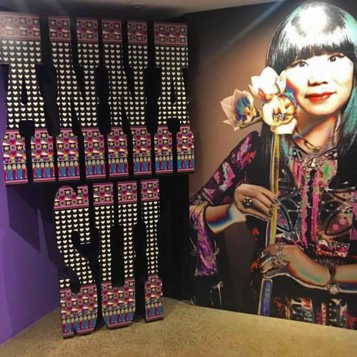 Anna Sui Fashion Textiles Museum
