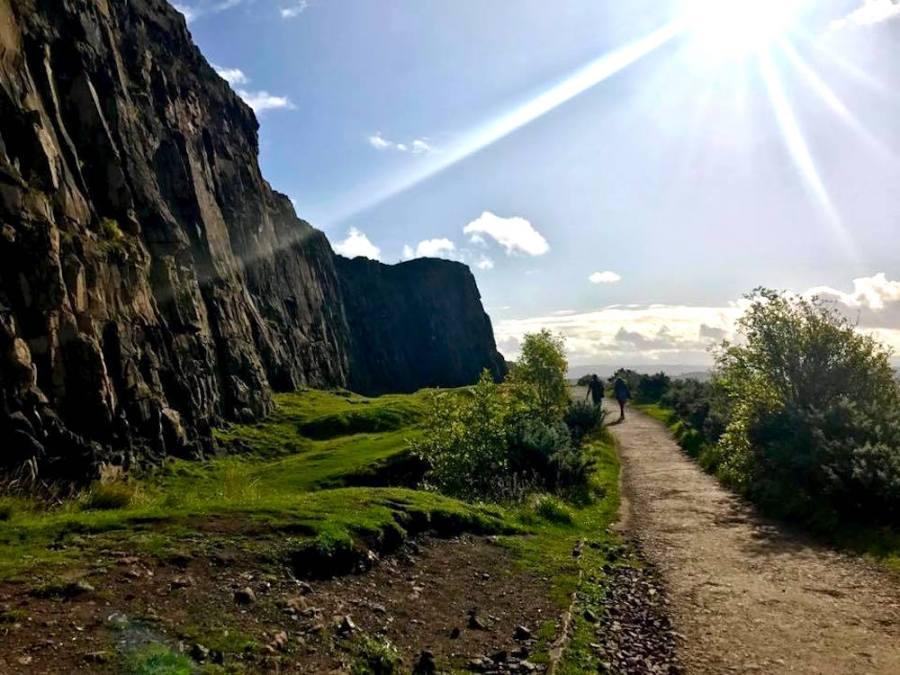 4 Days Edinburgh Arthur's Seat Itinerary Scotland Travel Guide Hike