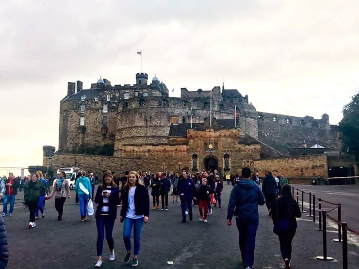 Edinburgh Castle Travel Scotland What To Do Itinerary