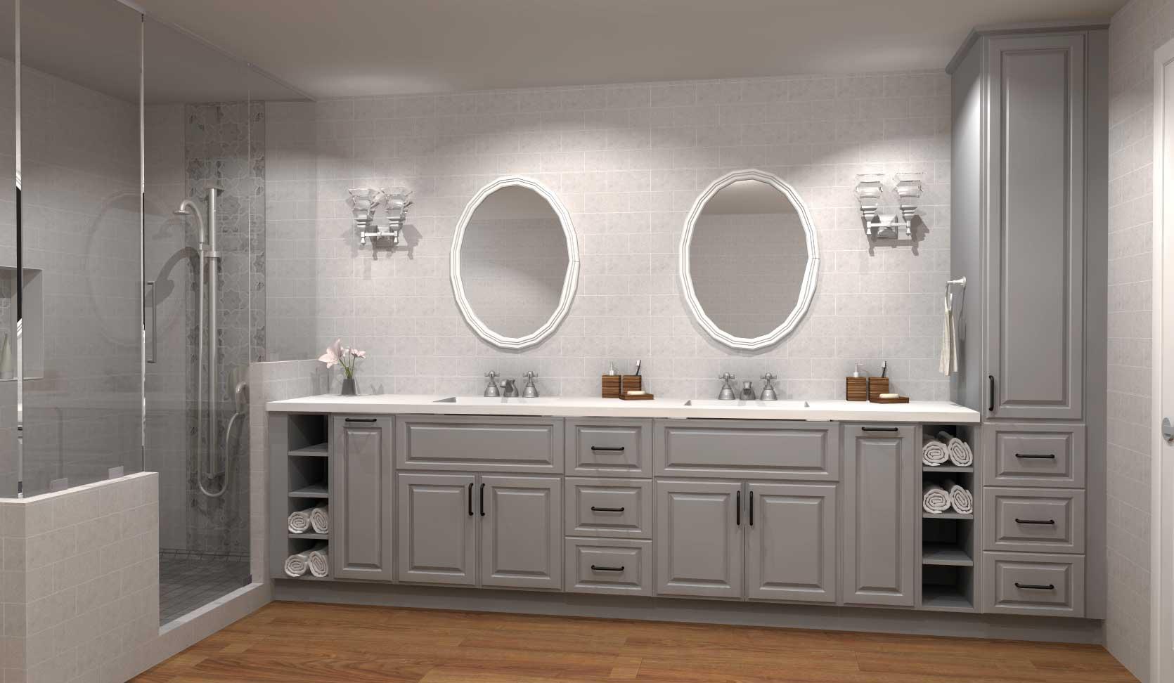 ikea bathrooms with ikea sektion