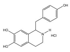 Higenamine_formula