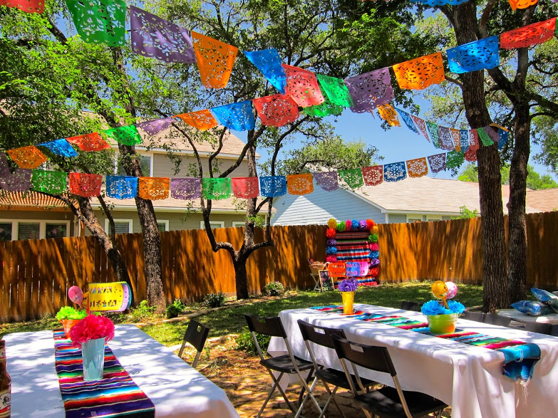 Fiesta First Birthday: Part 2 – The Decor