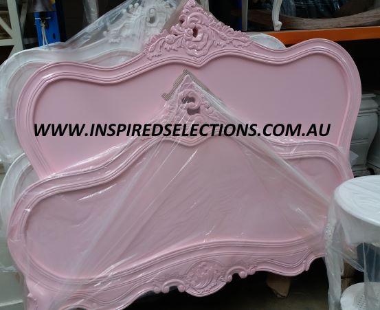 Pink Rochella Bed