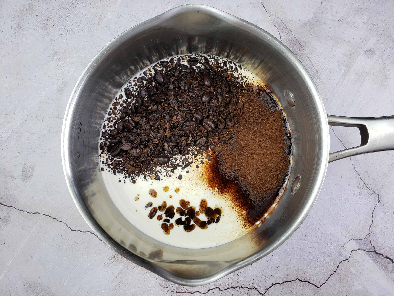Coffee Espresso Vanilla Cream