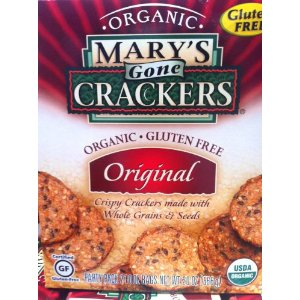 Mary's Gone Crackers Organic Gluten Free Original