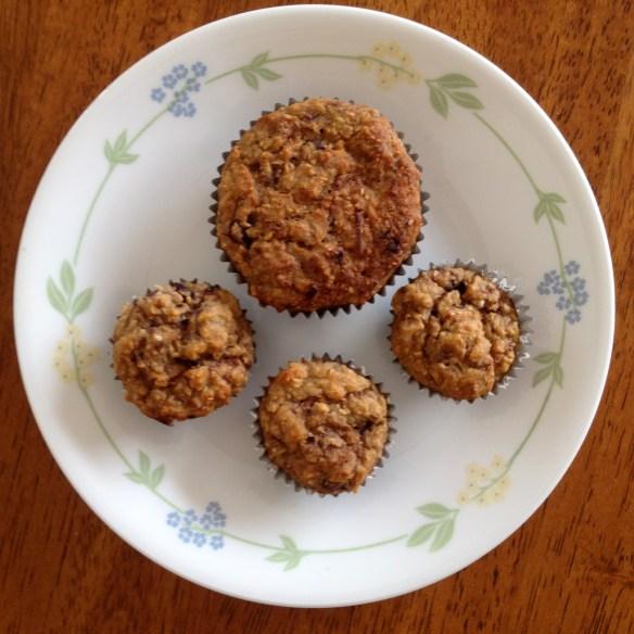 Fruit Pulp Muffins