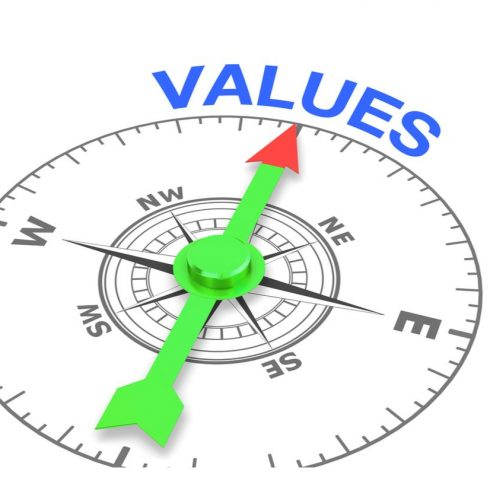Values compass