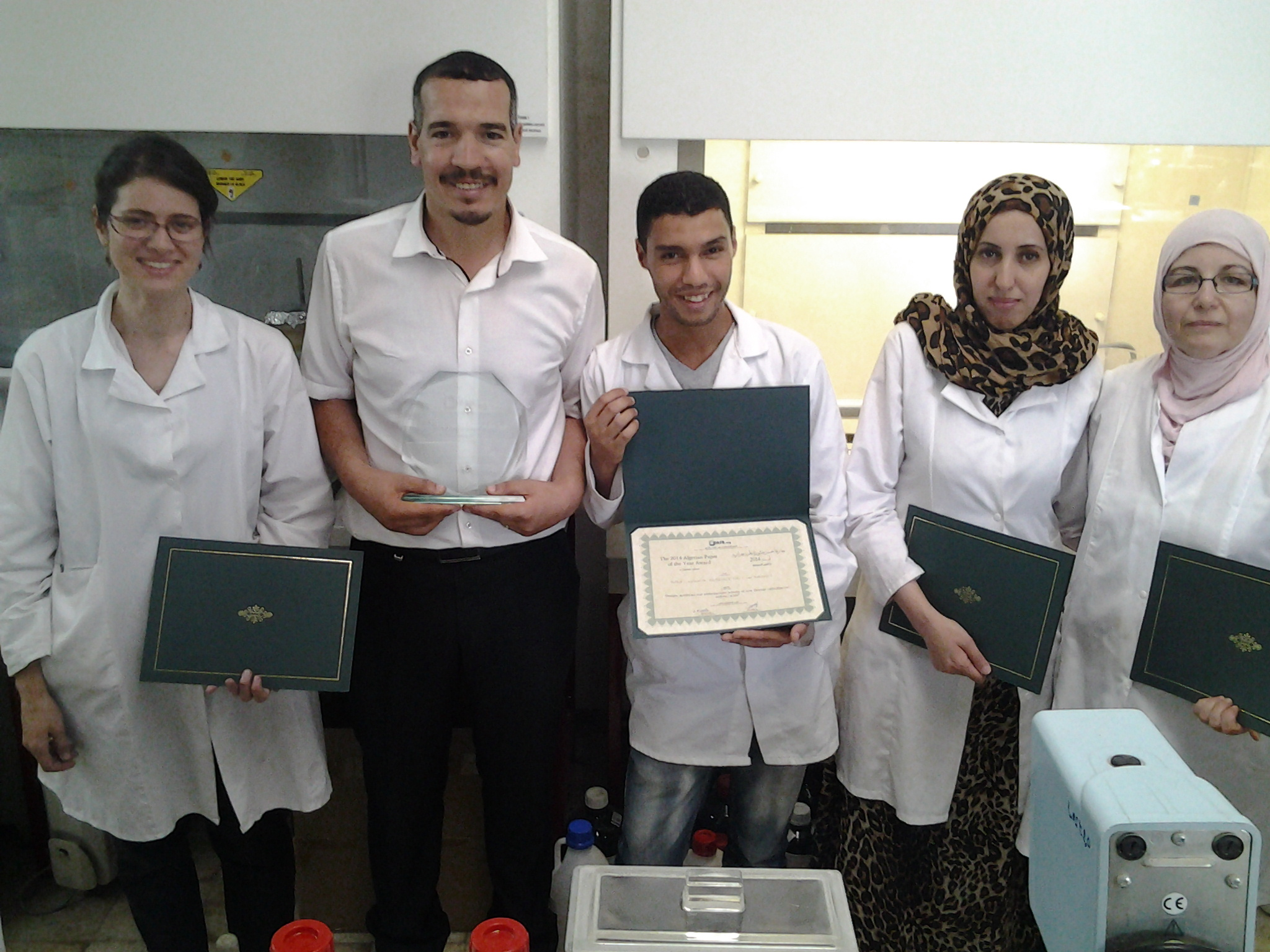 Interview | Winners of the 2014 Algerian Paper of the Year Award in