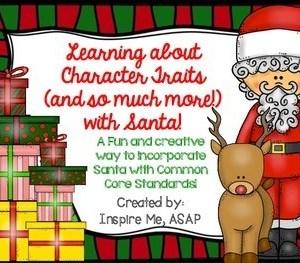 Character Traits Santa