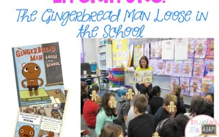 Using a Mentor Text with Reading Workshop
