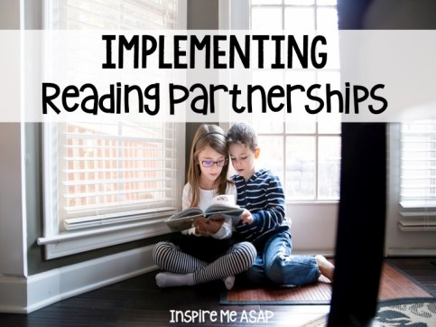 Are you looking to implement reading partners in your primary classroom? This article shares 5 tips for creating successful long-term, ability based reading partnerships for your primary classroom.