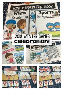 Are you ready to celebrate the games this winter, starting on February 9th, 2018!?! This resource is a combination of several activities that you can do with your students to celebrate the games this winter and learning about different winter sports!