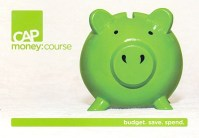 CAP Money course starts – Thur 13th Feb 2014