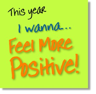Feel More Positive – wellbeing sessions