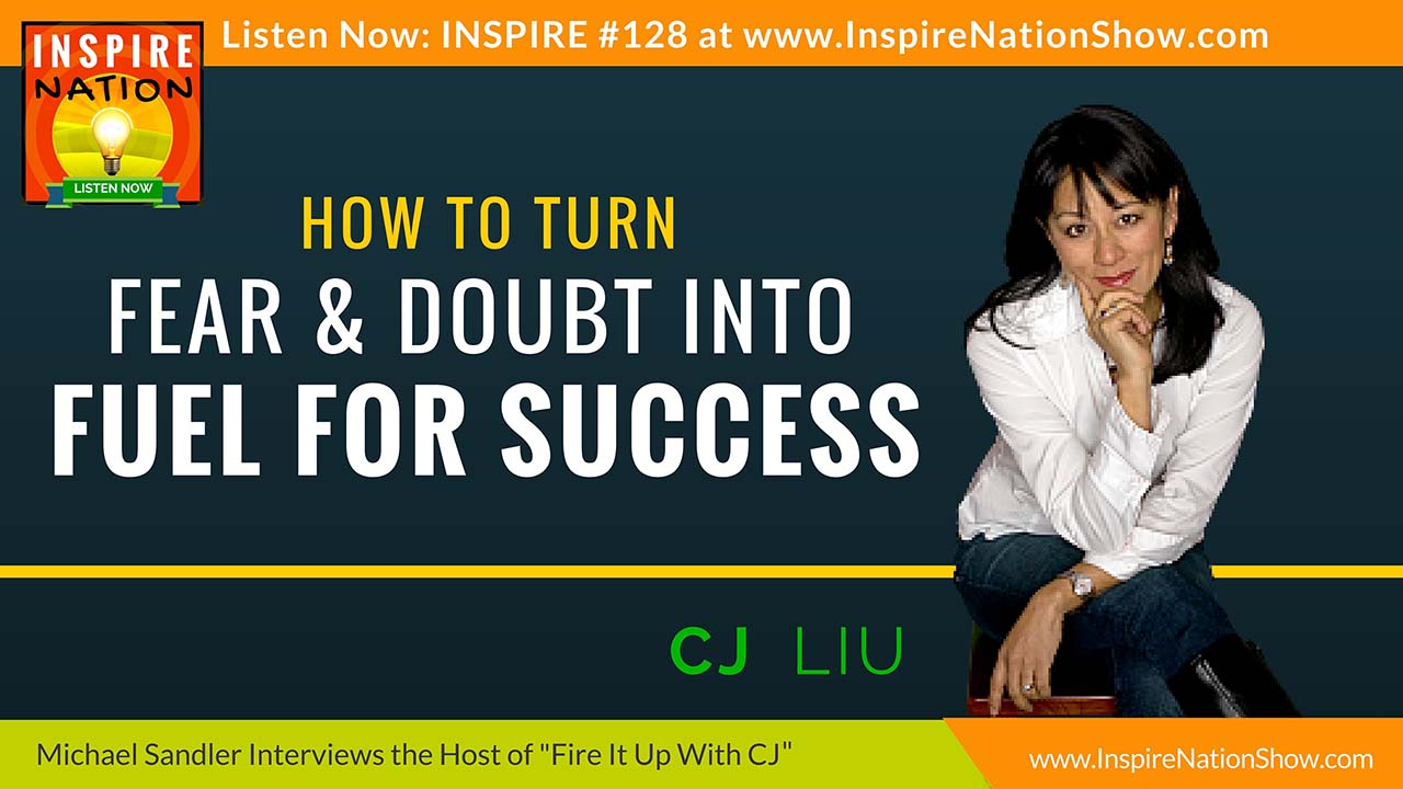 Listen to Michael Sandler's Interview with CJ Liu http://www.InspireNationShow.com