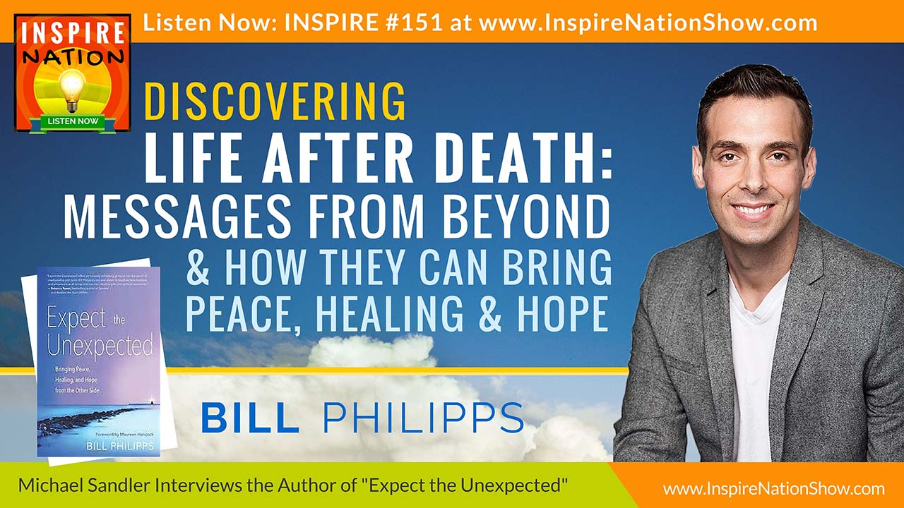 Listen to Michael Sandler's interview with Bill Philipps