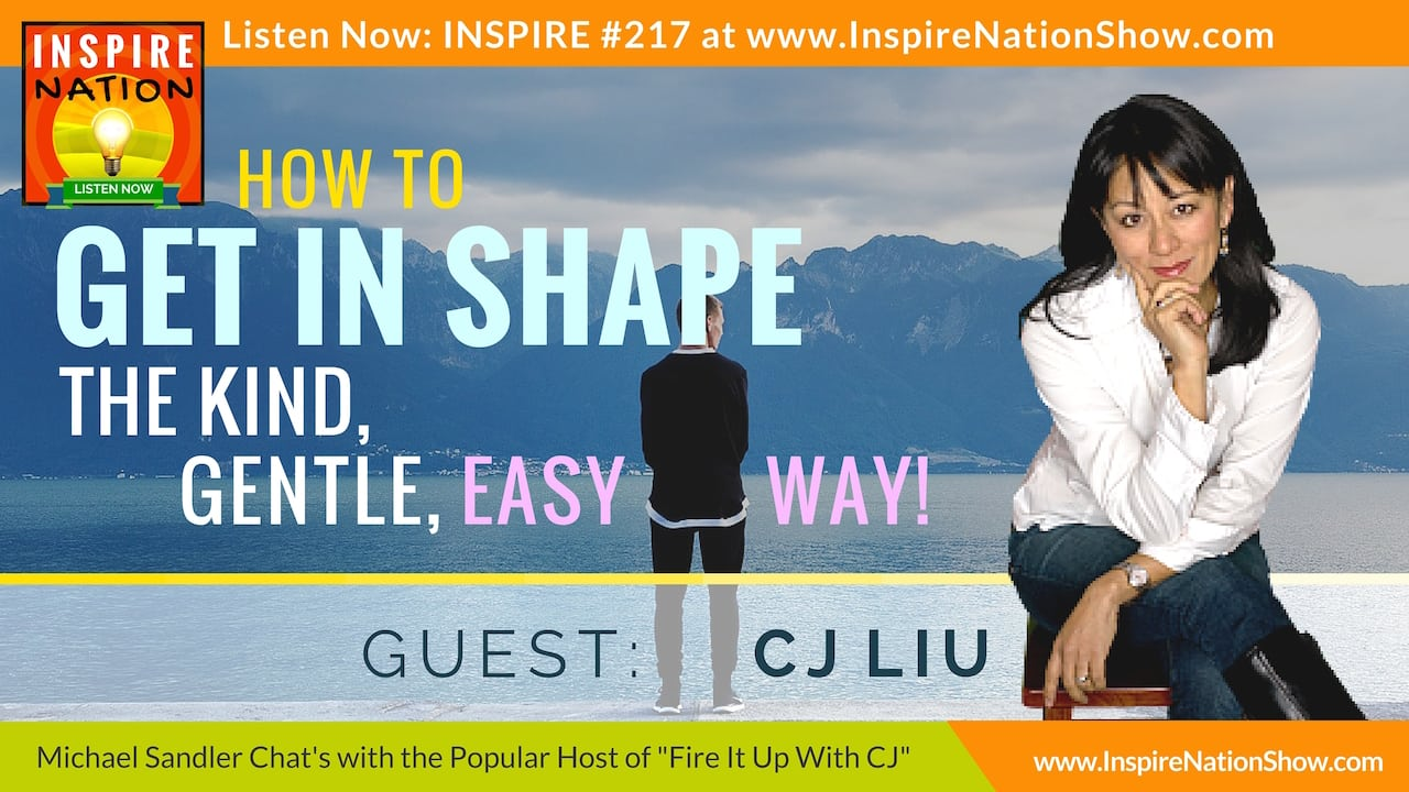 Listen to Michael Sandler's interview with CJ Liu on getting in shape for the spring!