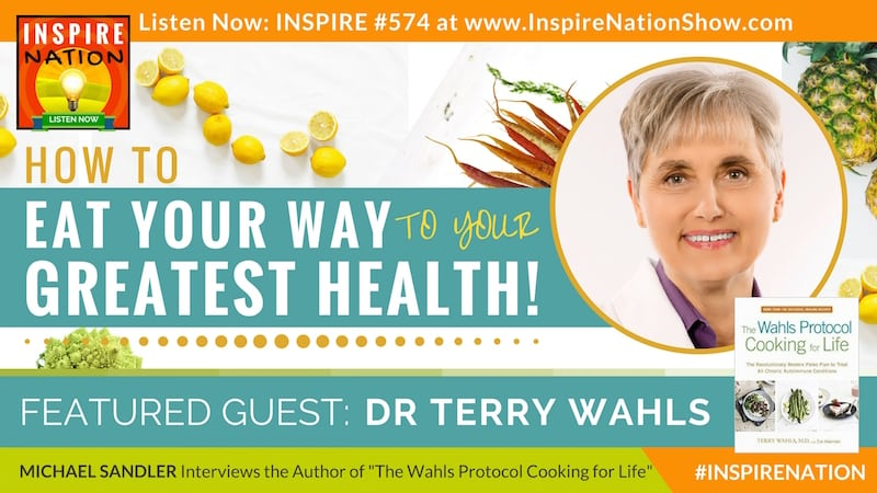 Michael Sandler interviews Dr Terry Wahls on the paleo diet designed to cure all chronic autoimmune disorders!