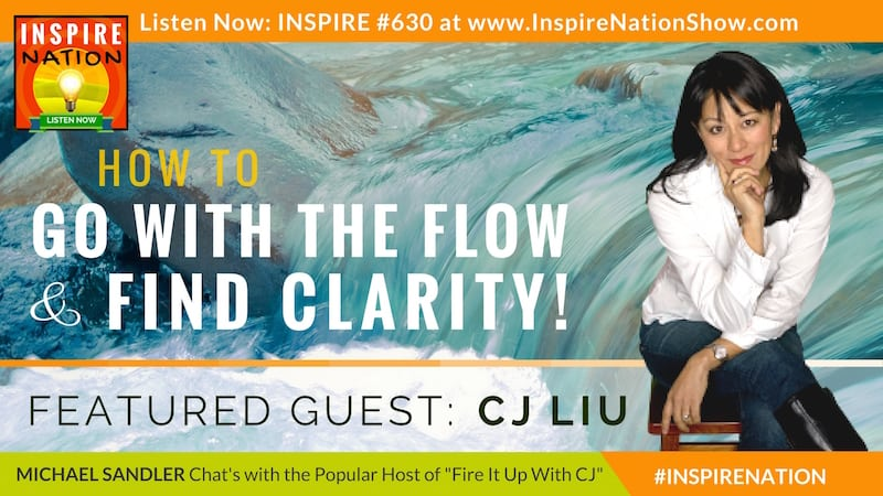Michael Sandler and CJ Liu dicuss what it's like to find clarity from letting go.
