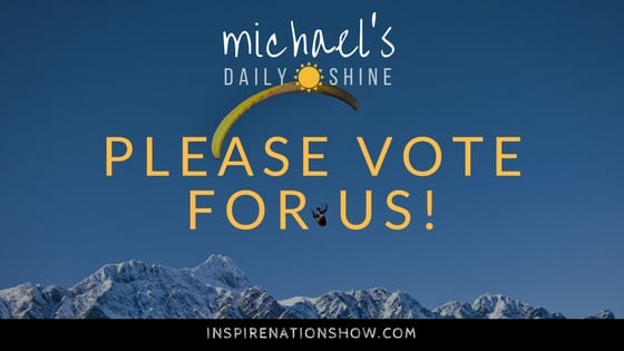 Vote Inspire Nation for Podcast of the Year!