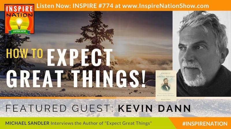 Michael Sandler interviews Kevin Dann on the life of Henry David Thoreau.