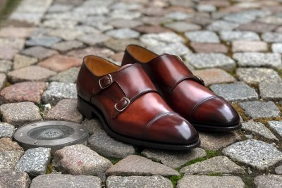 monkstrap shoe