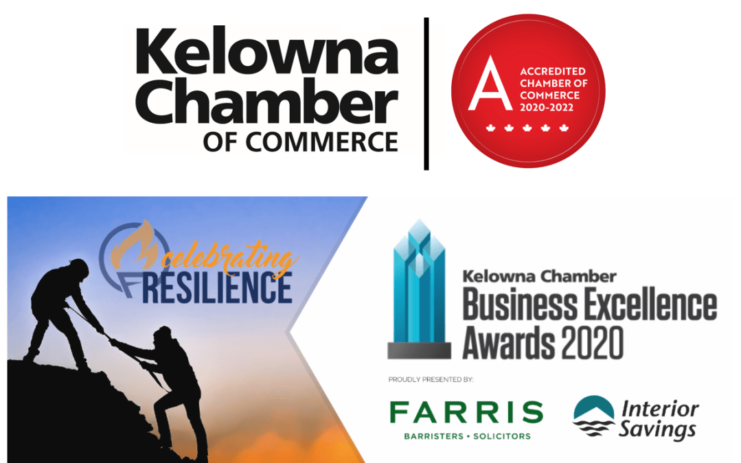 2020 Kelowna Chamber Business Excellence Awards